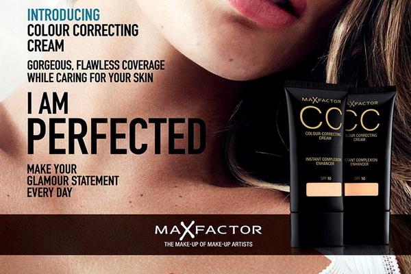 MAX FACTOR CC CREAM