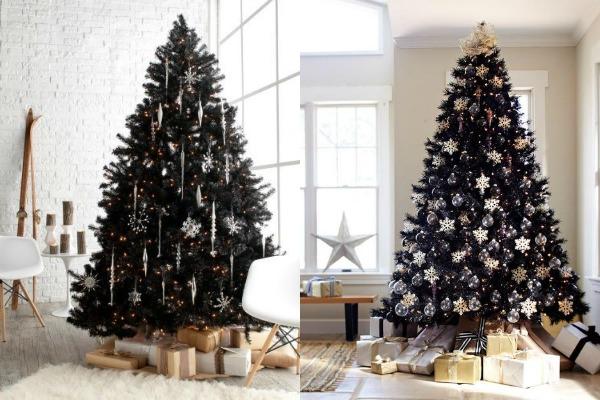 Black And White Christmas Decor Luxury Topics Luxury Portal