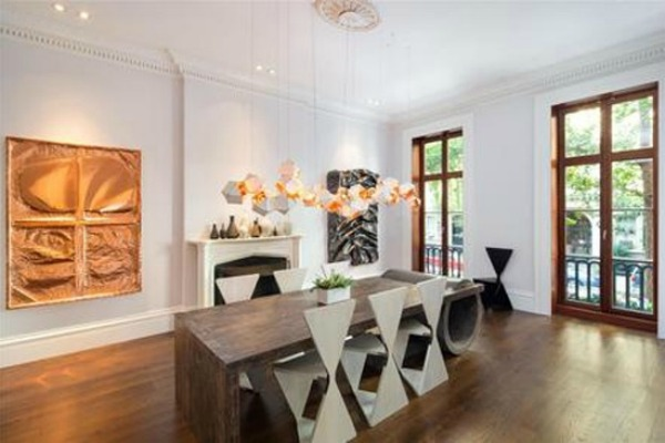 SARAH JESSICA PARKER IS SELLING HER NYC APARTMENT
