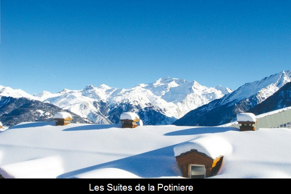 The most luxurious winter resorts