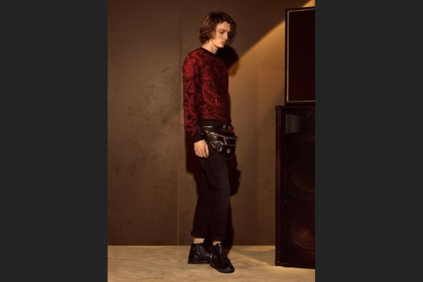 Boldness and arrogance - Versus Versace
