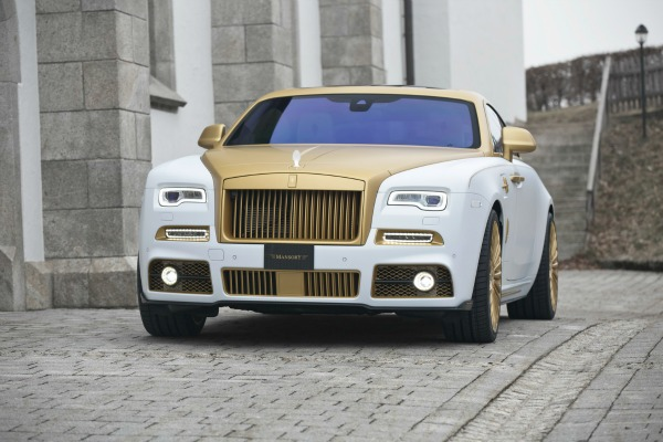 Never luxurious - Rolls Royce Palm 999 edition - Luxury Topics luxury portal