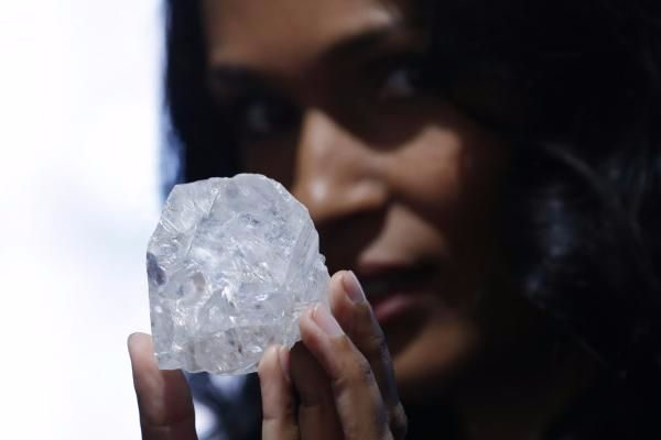 New most expensive diamond of the world