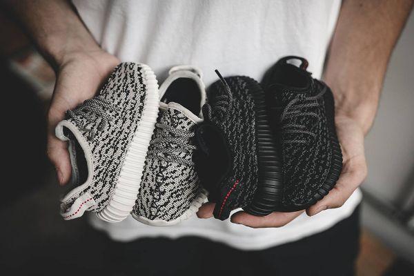 Kanye West designs shoes for kids
