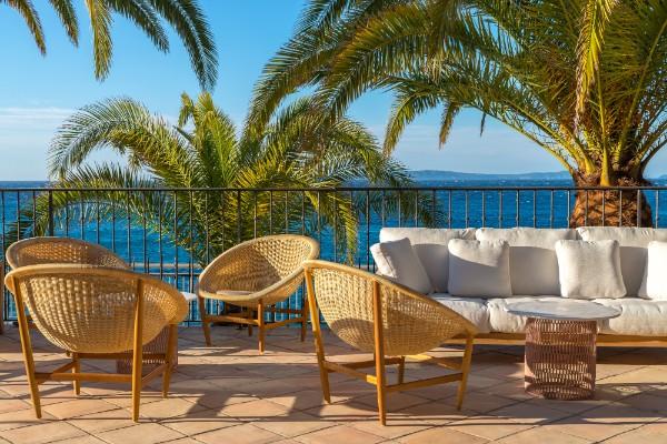Hotel Le Bailli de Suffren a secret luxury
