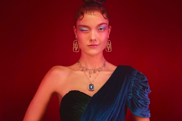 Swarovski gets in touch with its mystical side with new Tarot Magic collection #makeawish