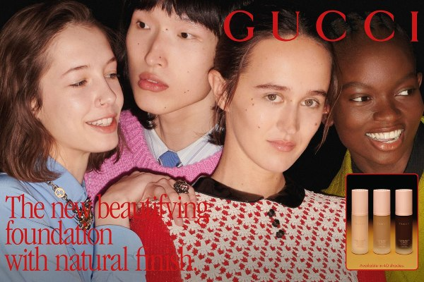 Gucci adds a fabulous foundation to its beauty line