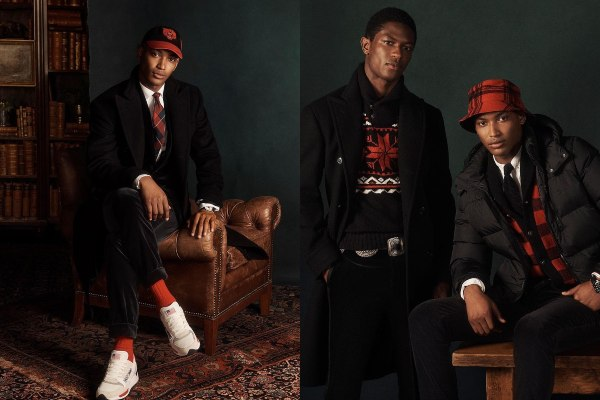 POLO Ralph Lauren presents new holiday campaign