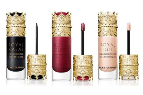 Royal beauty of the new Dolce & Gabbana collection