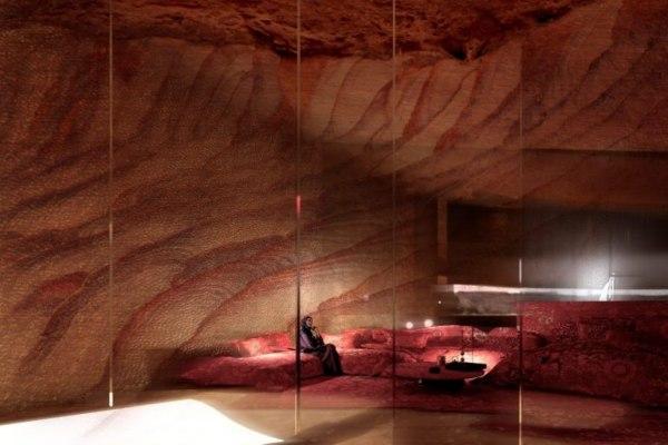Saudi Arabia is building an underground resort in the dessert