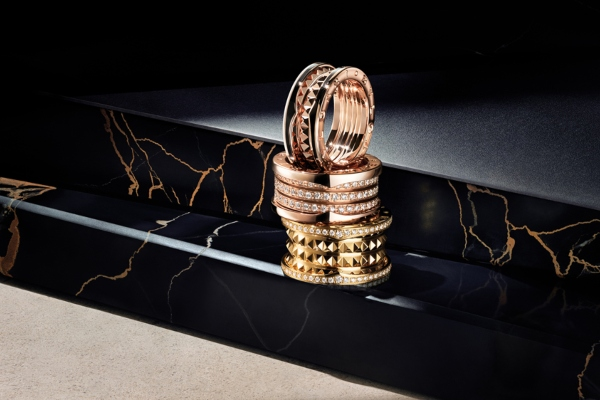 Bulgari launches its first unisex jewelry collection