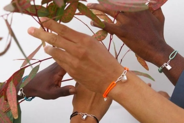 New collaboration: Louis Vuitton x UNICEF