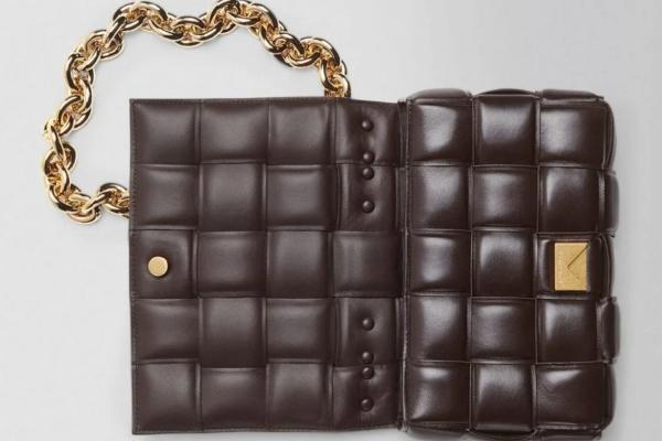 Bag of the week with Bottega Veneta signature