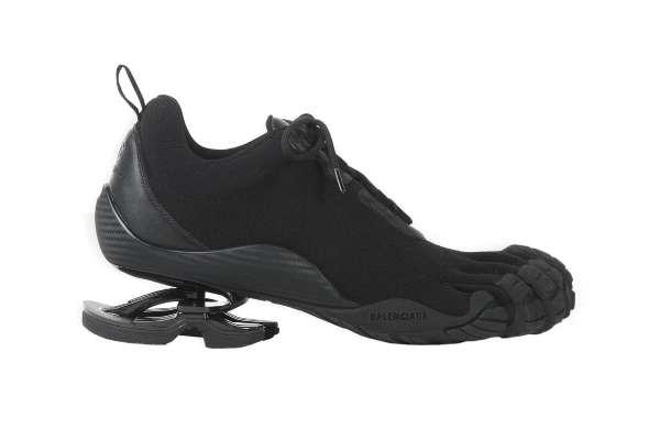 Balenciaga presents the ultimate ugly shoe