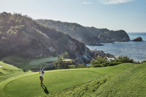 Four Seasons conquers a new mysterios corner of the world