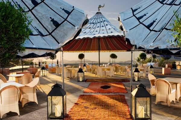 Hotel Cap Rocat - a paradise on the edge of the Mediterranean