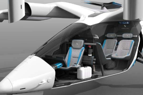 Is the world ready for the first flying taxi?