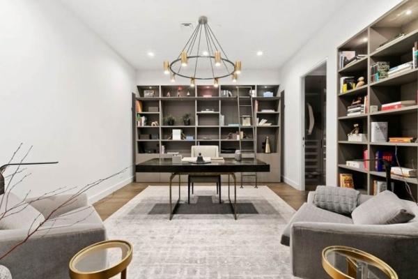 Sneak a peak into Bella Hadid's apartment