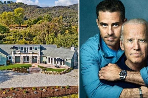 Sneak a peak into Hunter Biden's villa
