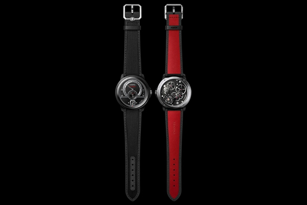 Chanel watch for true lovers of speed