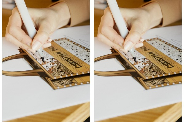 How it's made: the iconic Dior Book Tote bag