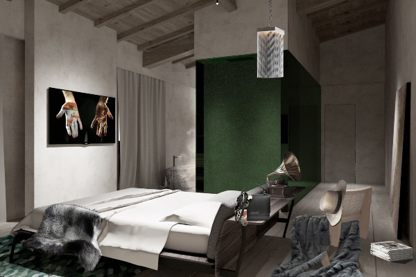 Colle Allegro - a project which wakes up the old beauty of Italy
