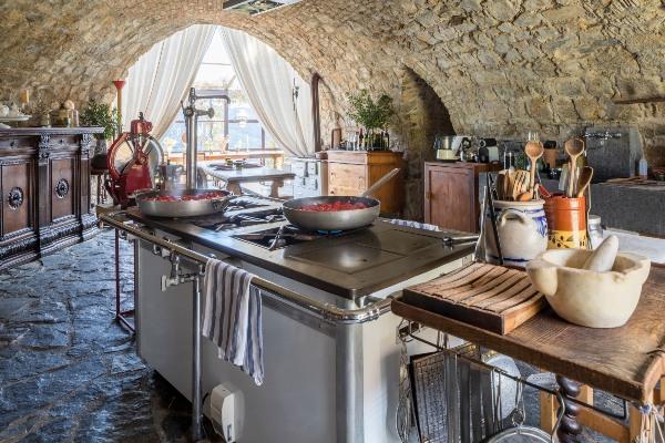 Experience Italian La Dolce Vita at the Castello di Vicarello Hotel