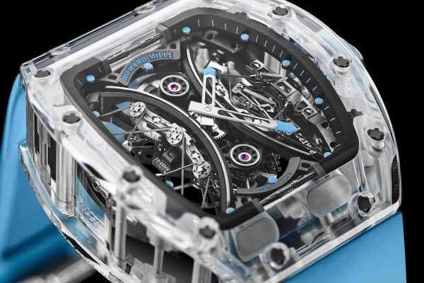 Quite a magical start of the year: Richard Mille presents its new watch