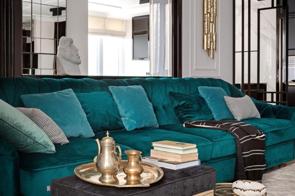 Sneak into the ambiance of impeccable luxury