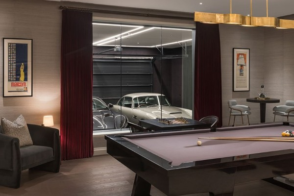 Penthouse perfect even for James Bond