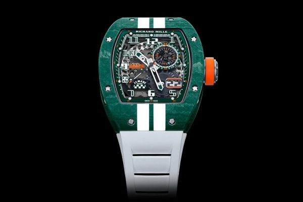 Richard Mille presents a new special edition watch