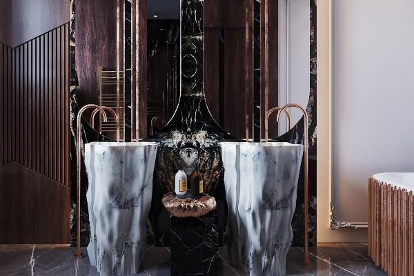 Impeccably luxurious villa in Riyadh