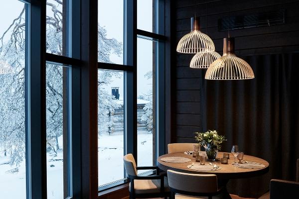 Feel the attraction of Scandinavian design