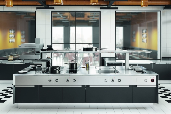 The cooking suite by Prisma