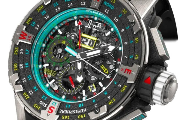 The perfect watch for all seafarers