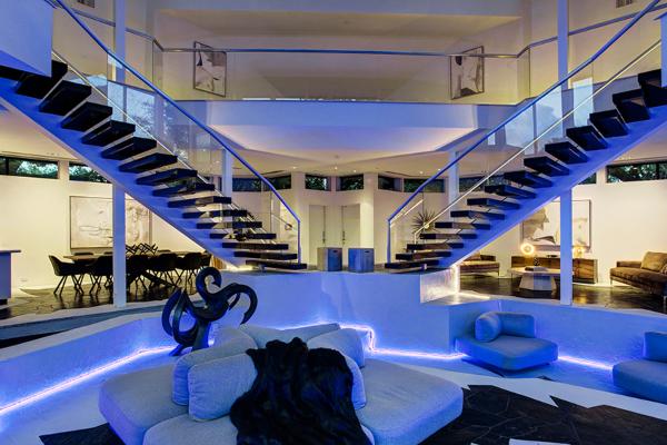 Sneak a peak into this amazing Darth Vader villa