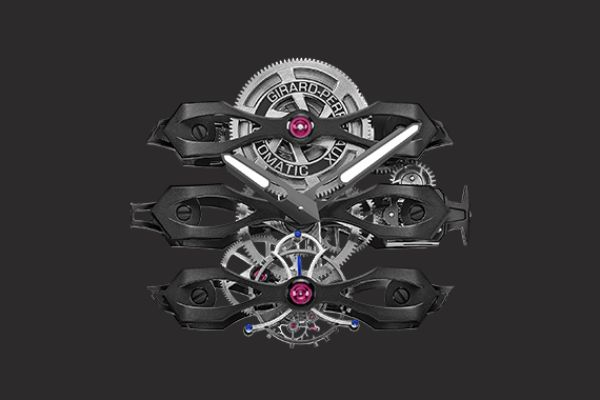 Flying start for Girard-Perregaux and Aston Martin collab
