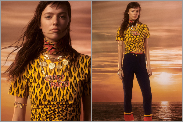 Perfect summery Paco Rabanne collection