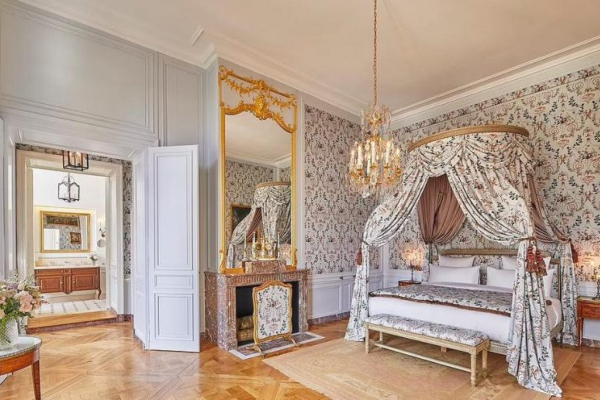 New hotel opened in the Versailles