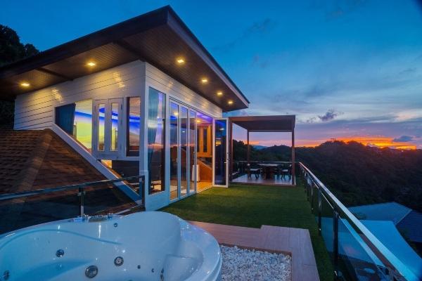 Pin Kli's Million Dollar Lamborghini Villa