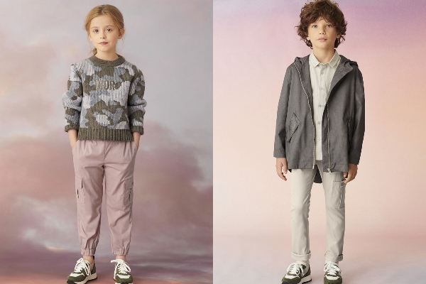 For the trendiest kids: new Baby Dior line