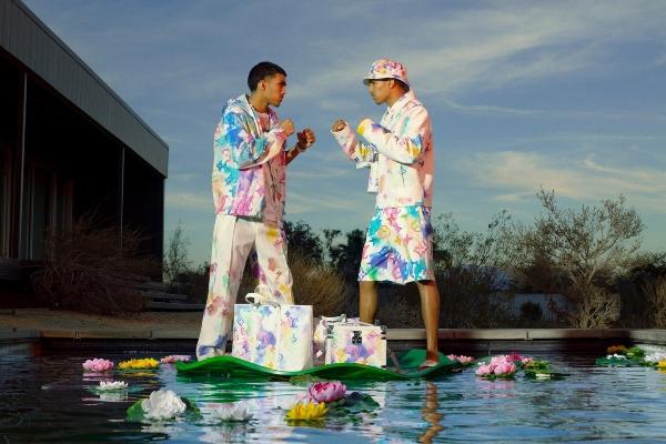 Louis Vuitton presents their Summer 2021 menswear line