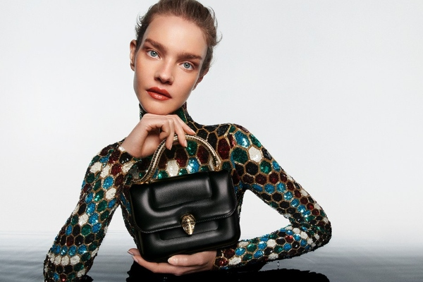 Not for those with weak hearts: new collab between BVLGARI and Mary Katrantzou