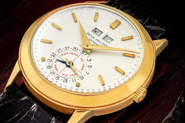 A unique watch which breaks all records