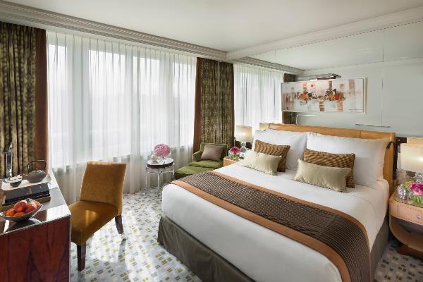 New and exclusive Mandarin Oriental Geneva offer
