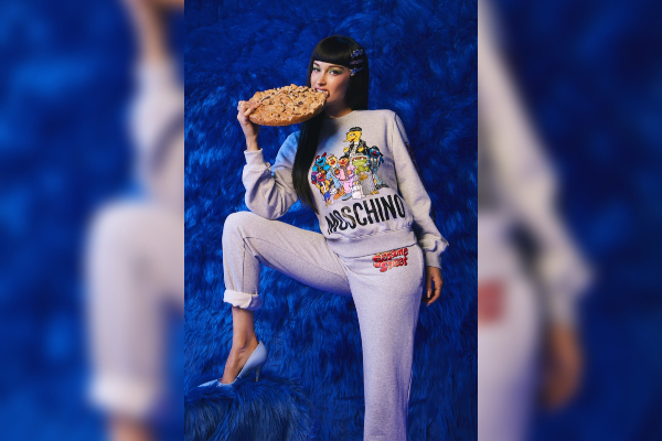 Moschino presents a new and unusual campaign