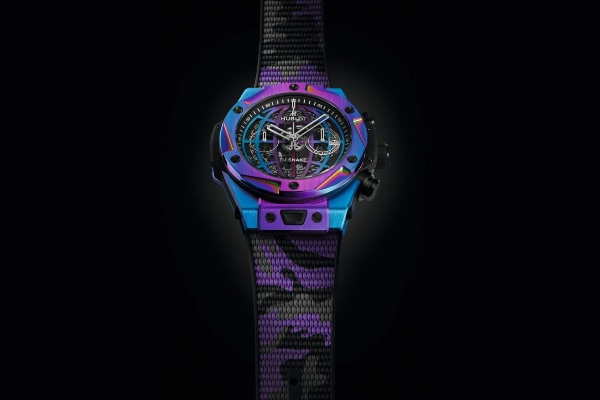 Hublot presents their new collab - we must say it's awesome