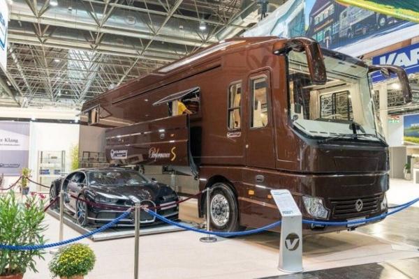 A true land yacht - Volkner Performance S 2021