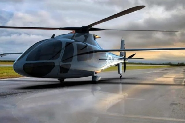 The first hydrogen-powered helicopter is well on its way