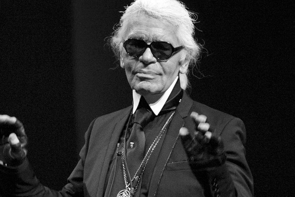 Karl Lagerfeld's personal items heading for auction